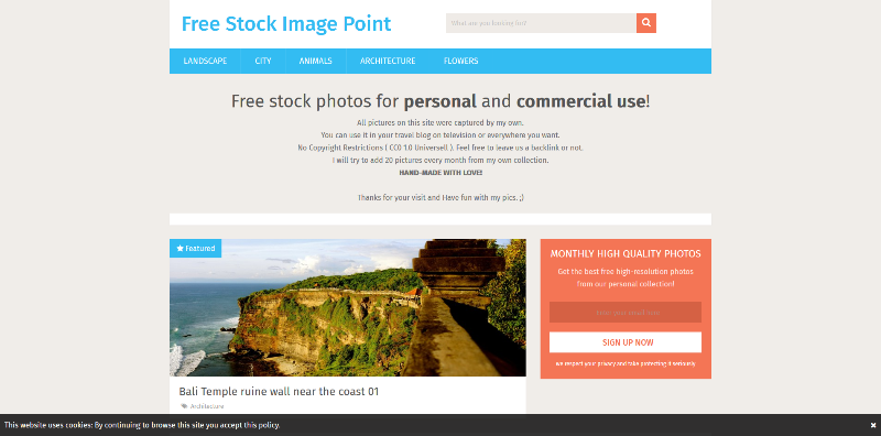 stock-image-point